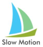 Segeln in Slow Motion